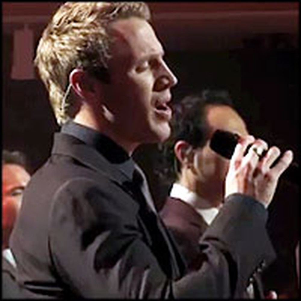 Canadian Tenors Sing a Prayer That's Incredibly Powerful