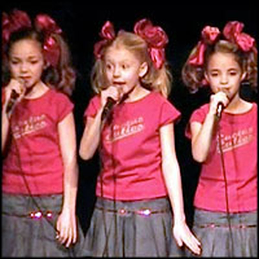 Four Little Girls Perform the Most Heartwarming Version of Oh Happy Day
