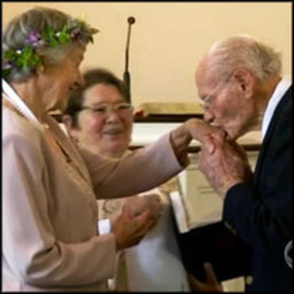 God Reunites a Couple 60 Years After They Met