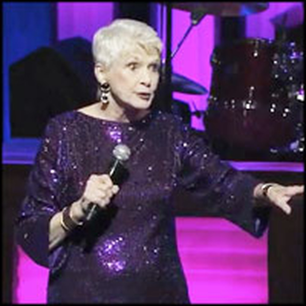 Hilarious Christian Comedian Jeanne Robertson Opens at the Opry