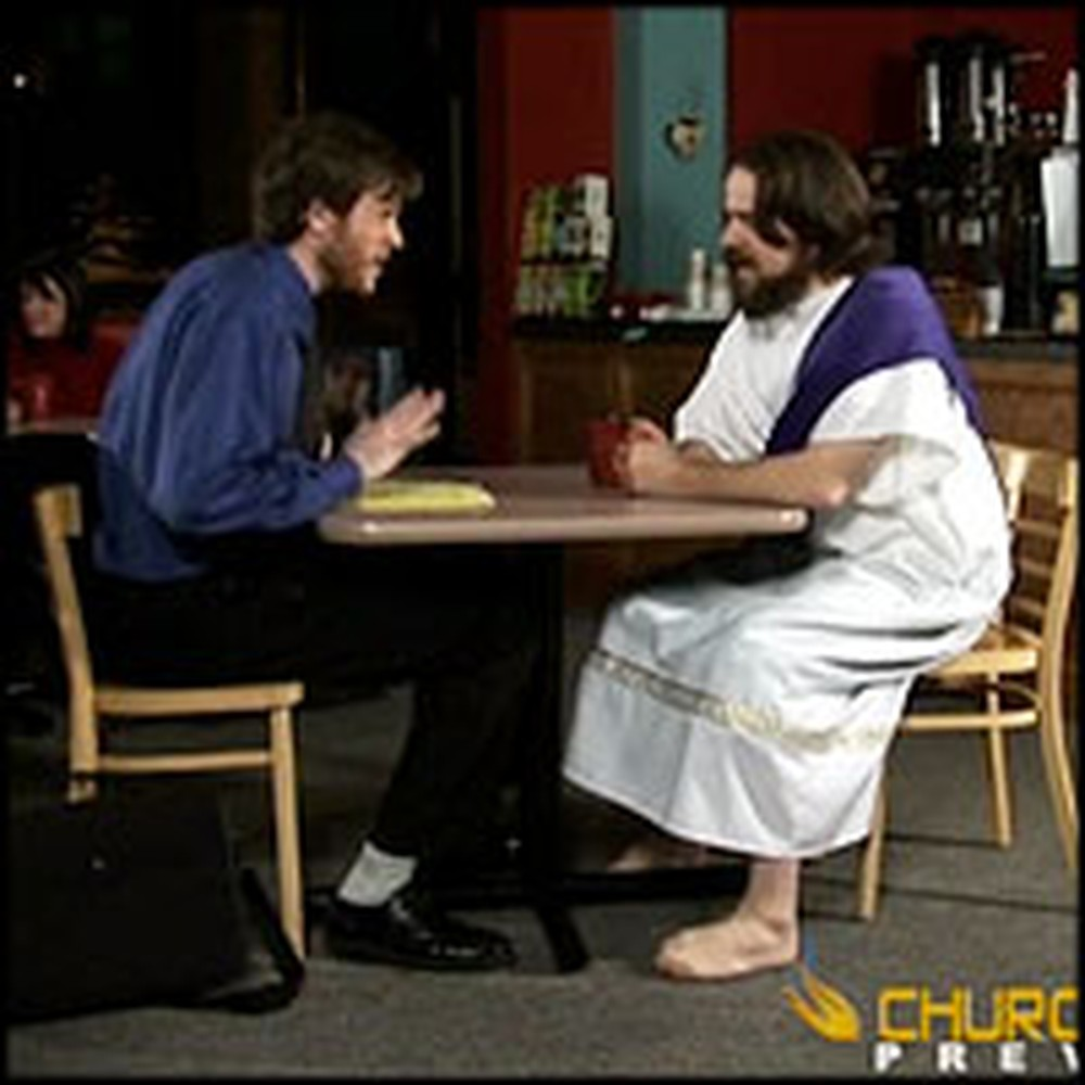 Coffee With Jesus - It'll Make You Really Think About Prayer