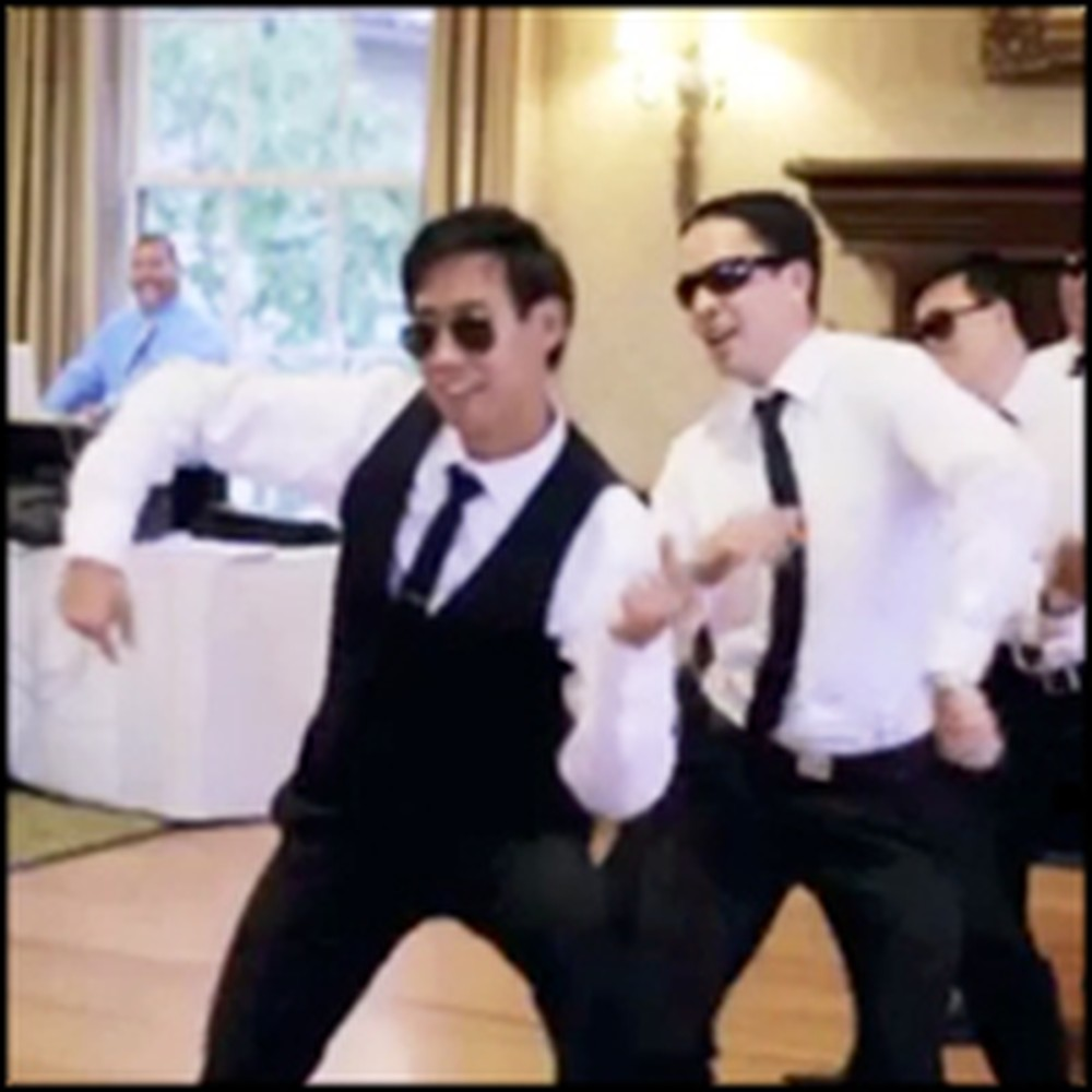 Groom Gives His Bride an Awesome Justin Bieber Surprise