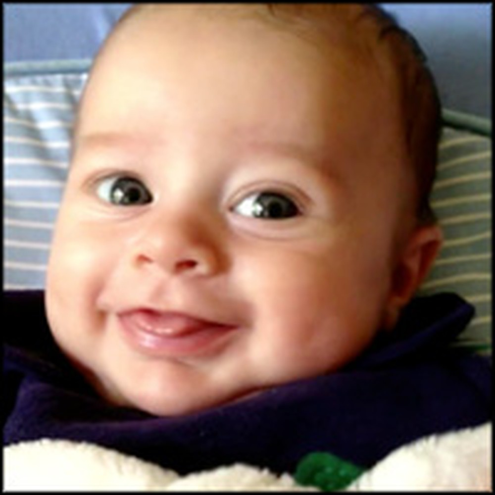 Adorable Year-Long Timelapse of One Baby, a Gift From God