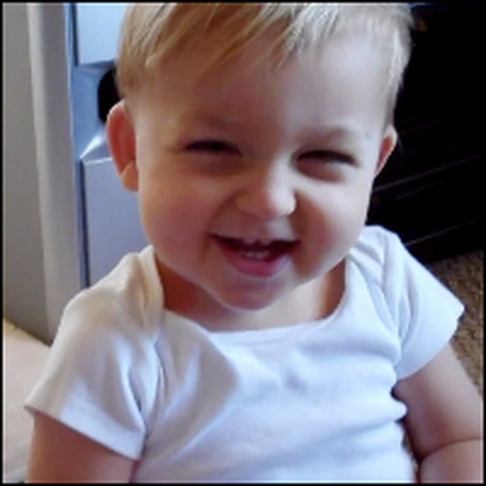 Adorable Baby Says No to Everything... Except for ONE Funny Thing