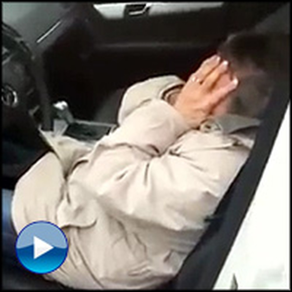 Sweet Son Makes His Mom Cry by Doing Something Outrageous