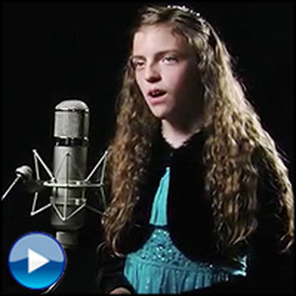14 Year-Old With Unbelievable Talent Sings Pie Jesu