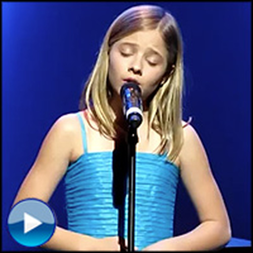 Stunning Performance of The Lord's Prayer Will Leave You Speechless