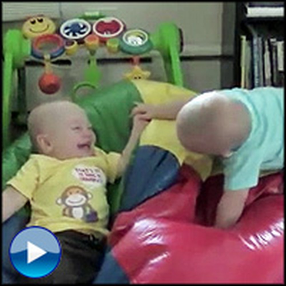 Nothing is Cuter Than These Talking Twin Babies - Awww