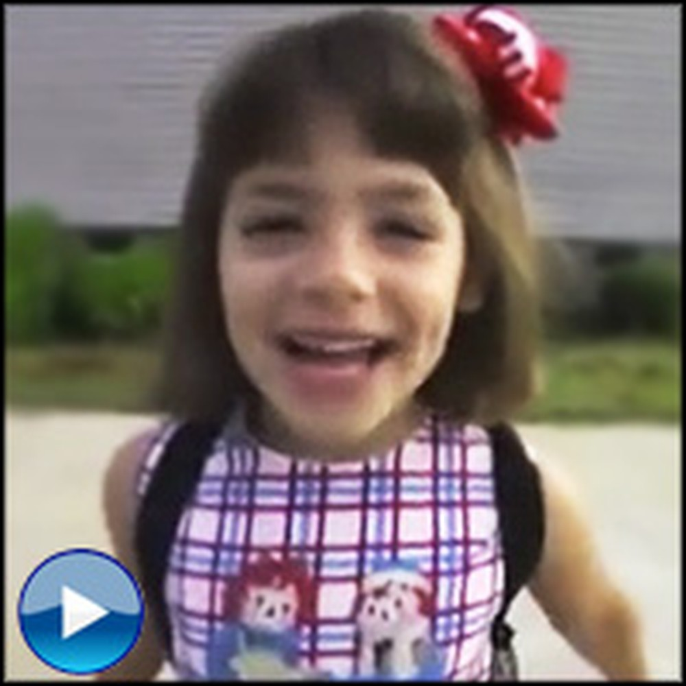 What Adorable Kids Had to Say About the First Day of School - LOL