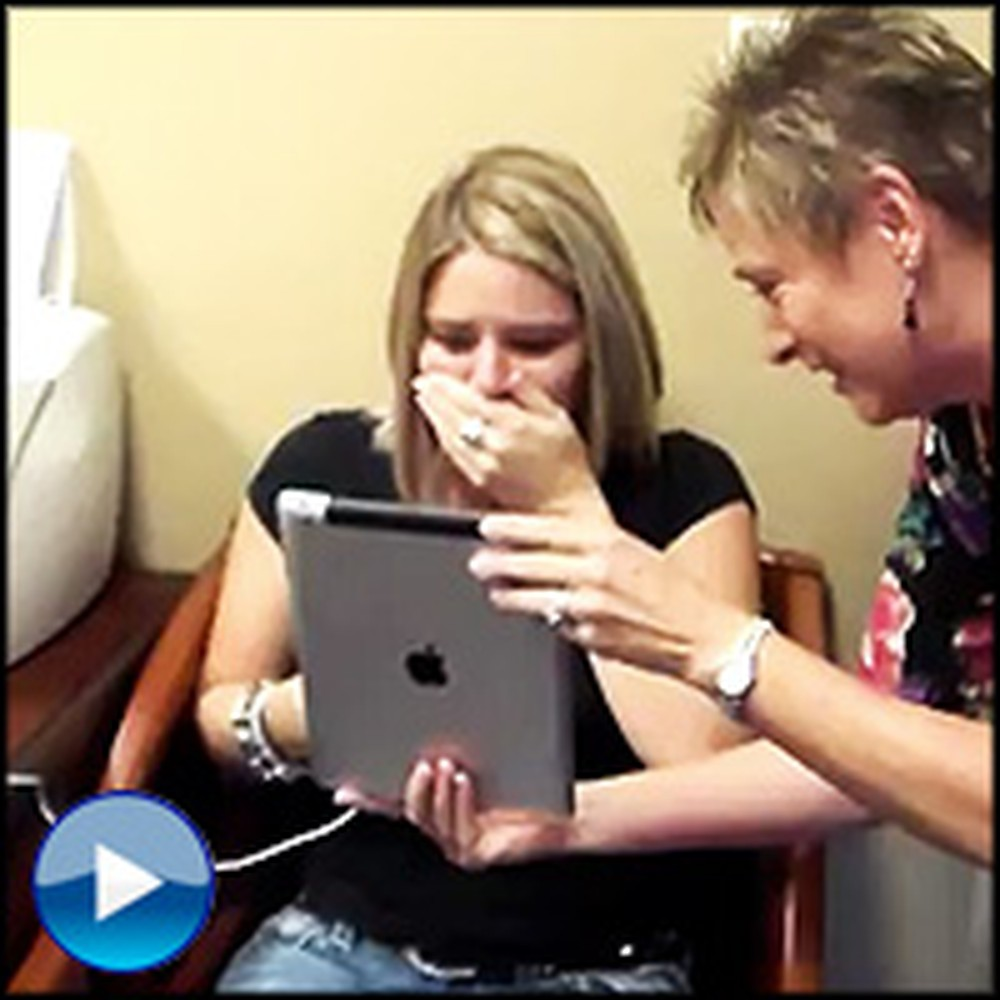 A Woman Has Never Heard Her Sister's Voice... Until Now. What a Reaction!