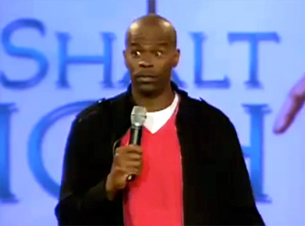 If You've Been to Church, You'll Love This Christian Comedian's Standup About Prayer