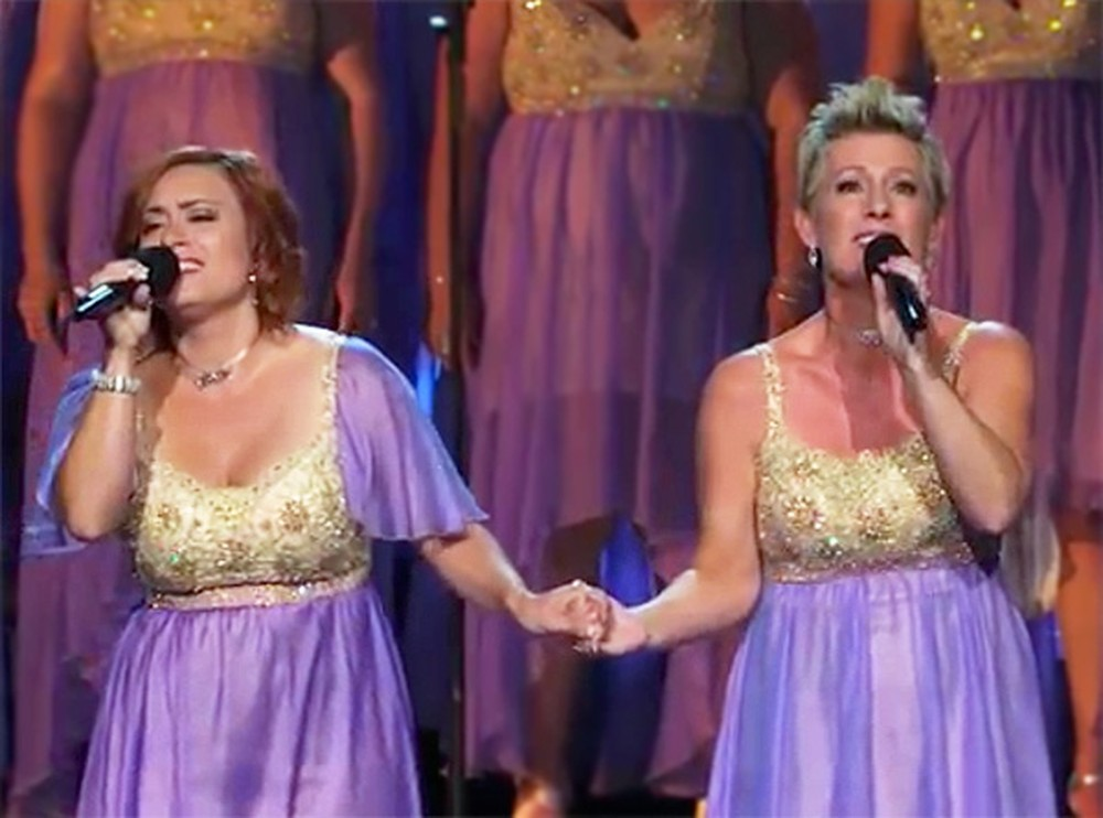 Wives of Soldiers Sing
