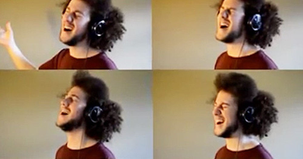 This is One A Capella Hymn You HAVE to Listen to - You'll Be Stunned.