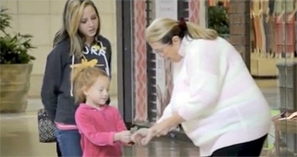 Four Little Angels and Their Acts of Kindness Will Make Your Spirits Soar