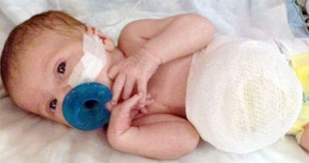 Miracle Baby Survives the Impossible Through Faith and Prayer