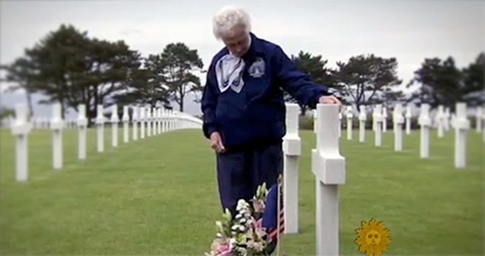 WWII Widow Finally Finds Out What Happened to her Missing Husband