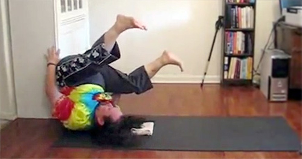 Man Barely Able to Stand on his Own Does the Unthinkable - Amazing
