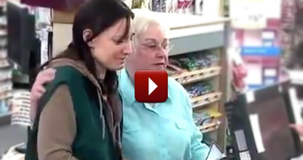 A Simple Act of Kindness Brought Me to Tears - Just Watch What These Strangers Do