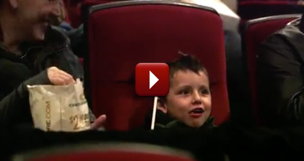 This Sick Little Boy Gets the Most Heartwarming Tribute - A Must See