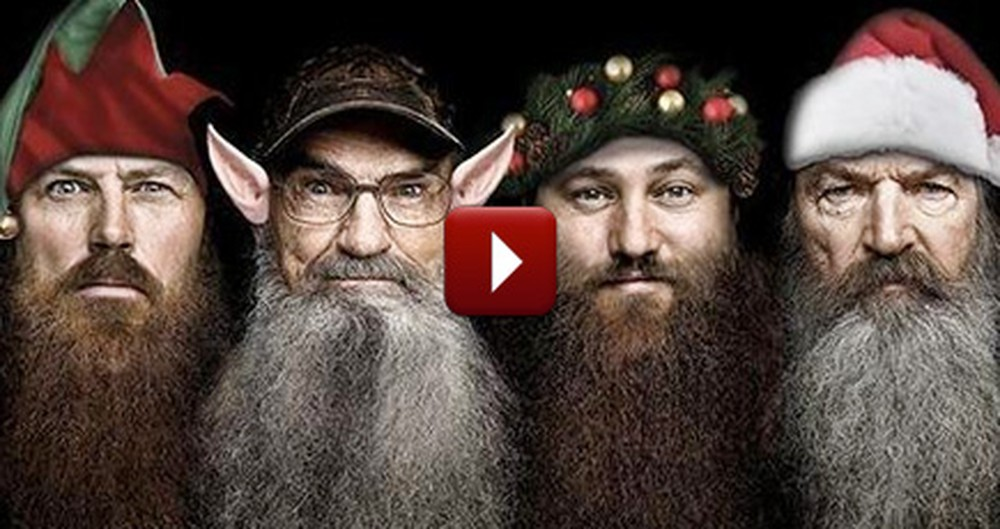 See How the Duck Dynasty Family Gets Ready for the Holidays