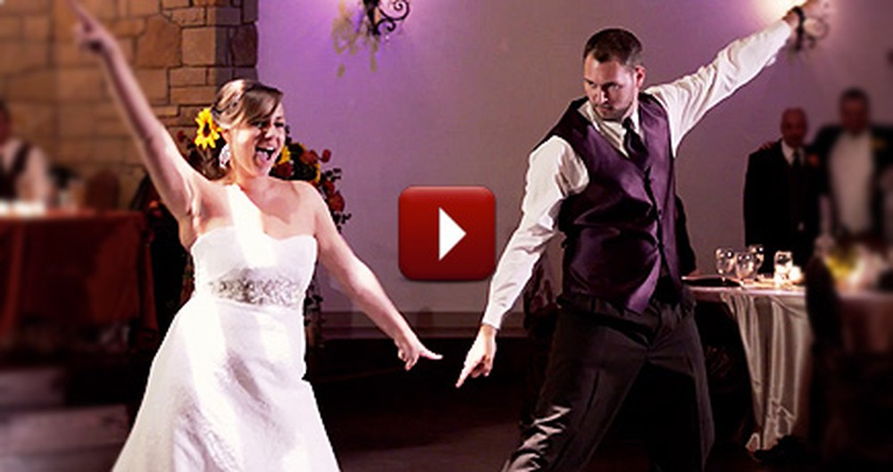Siblings Shock a Wedding Crowd With a Tribute Dance for Their Late Father