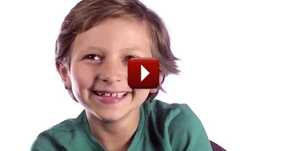 Hospital's Child Patients Give an Inspirational Speech You Should Hear
