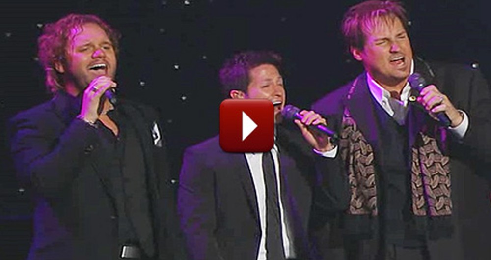 The Gaither Vocal Band Sings a Chill-Inducing Version of Mary Did You Know