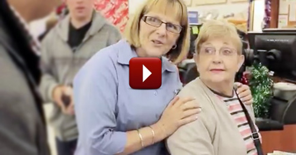 Angels in Disguise Surprise a Supermarket With This - Wow!