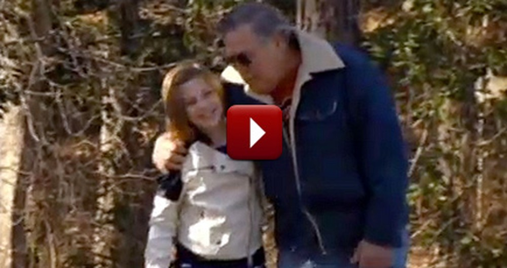 A Little Angel Does the Impossible to Save Her Drowning Grandfather - Miraculous!