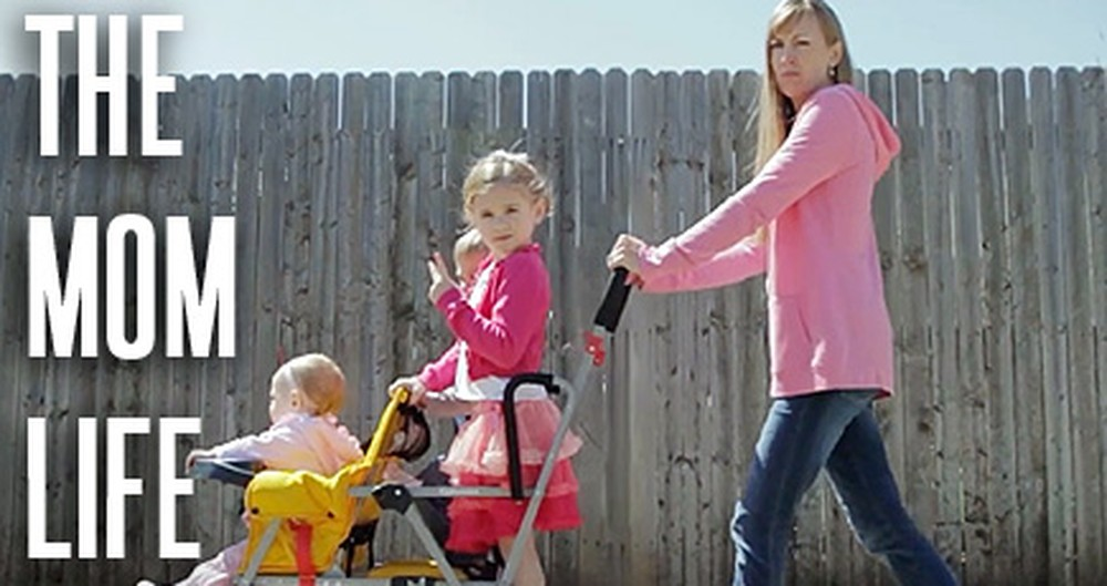 Any Mom Will Be Able to Relate to This Hilarious Song About Parenting