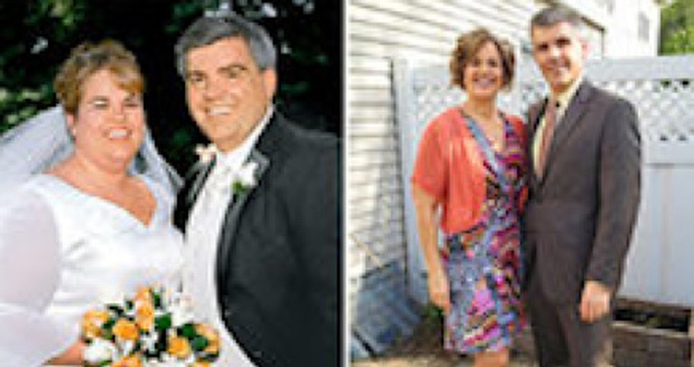 Couple Begins Their Life Together by Losing 254 Pounds - WOW
