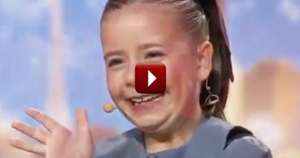 You Sincerely Need to See How Much Talent This Little Girl Has