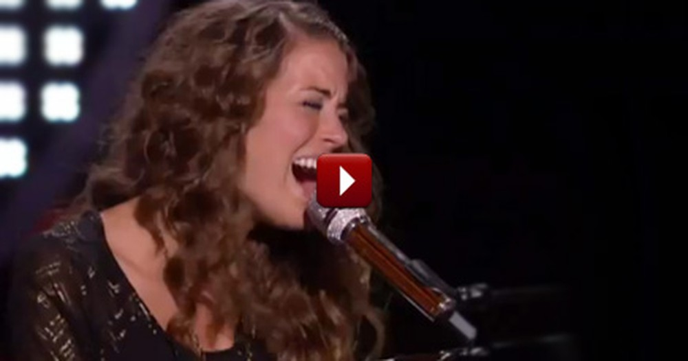 American Idol Contestant Sings Powerful Song About Jesus on National Television