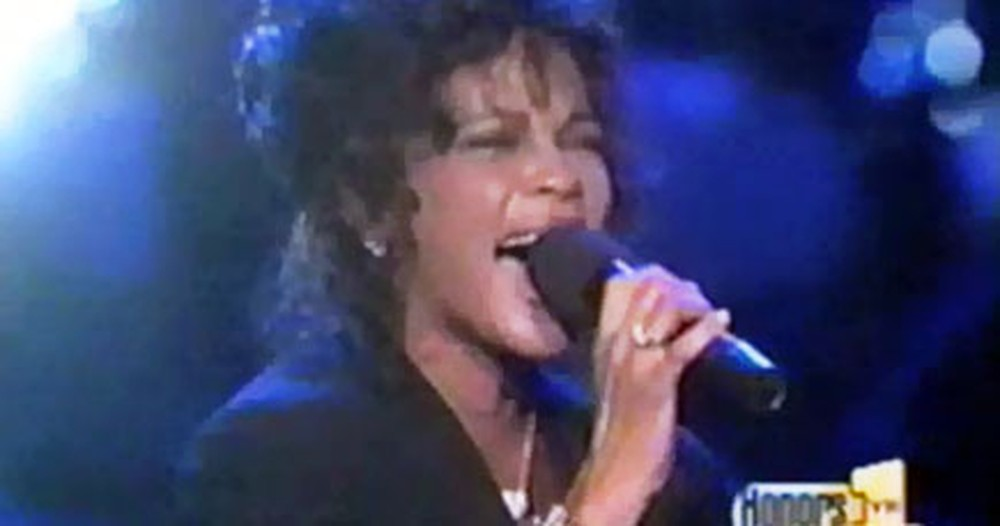 Whitney Houston and CeCe Winans Sing Bridge Over Troubled Water