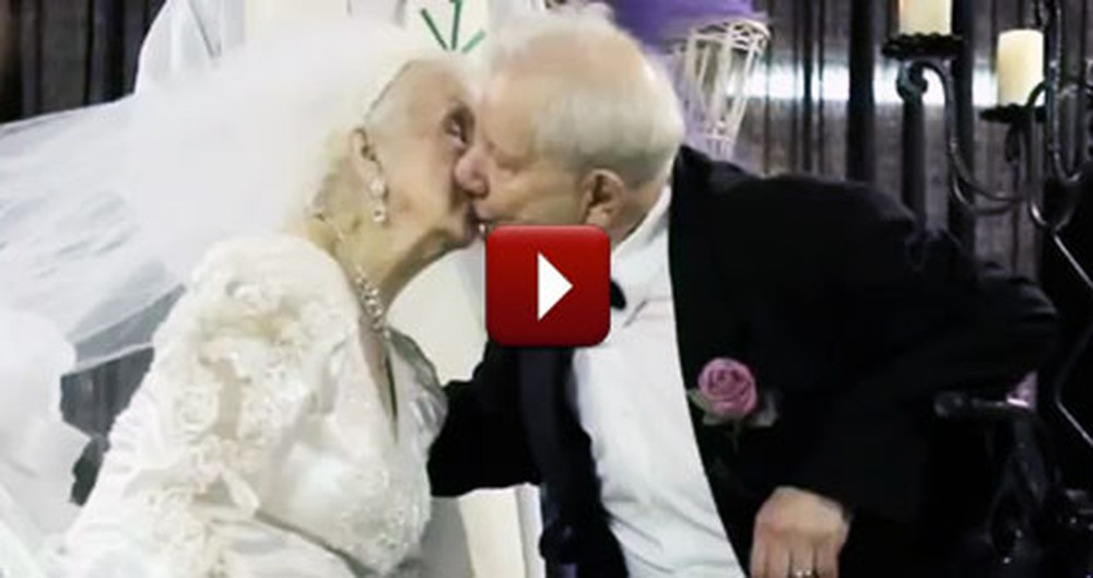 Meet the 100 Year Old Bride - This is So Great