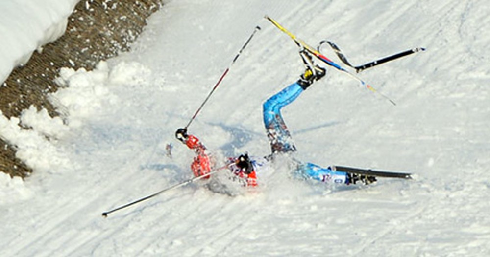 The Moment an Athlete Broke his Skis During the Olympics Will Restore Your Faith in Humanity