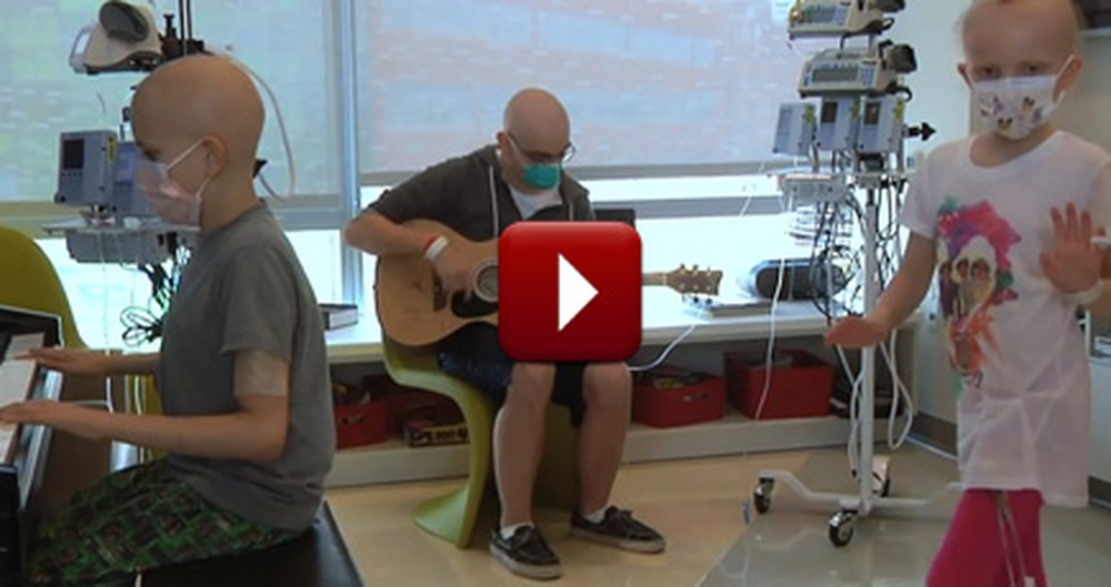 Young Cancer Patients' Music Video Shows How BEAUTIFUL They Are!