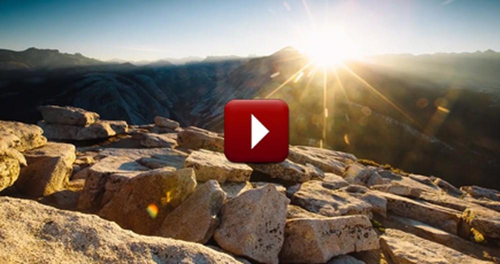 God's Splendor Revealed in this Stunning Time Lapse