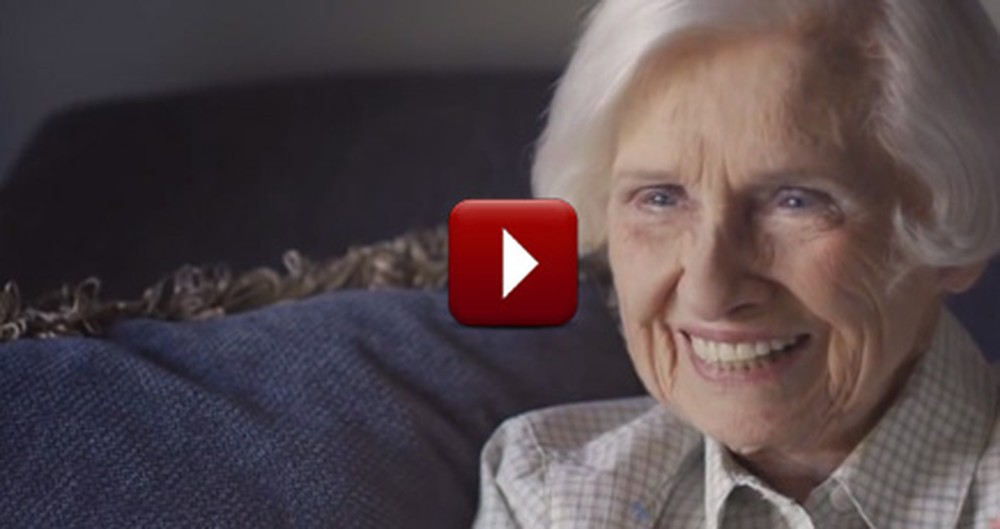 "98-Year-Old Woman Shows What it Means to ""Love Thy Neighbor"""