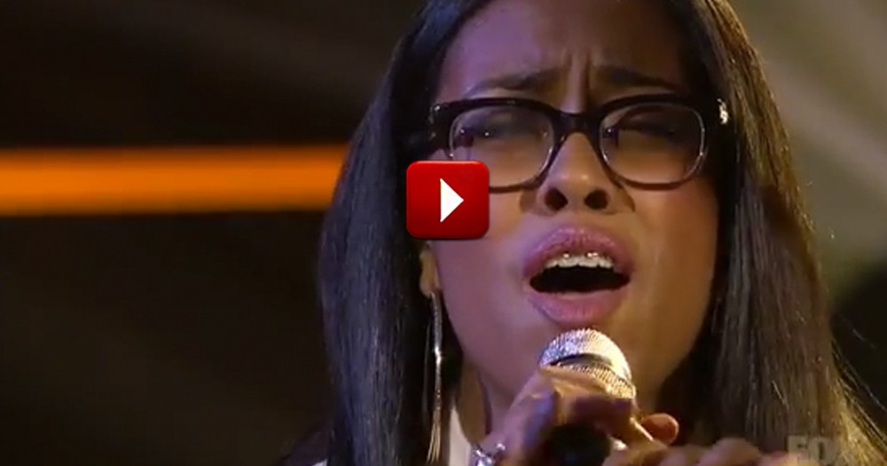 "Malaya Watson Gives POWERFUL Performace of ""Take Me To the King"" On American Idol"