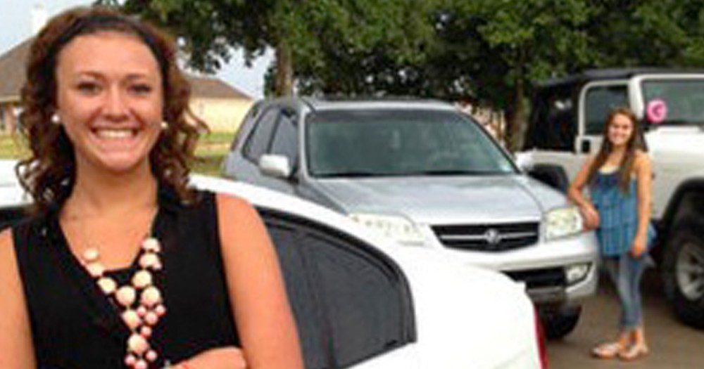 God Told Her to Sell Her Car to Help a Friend in Need