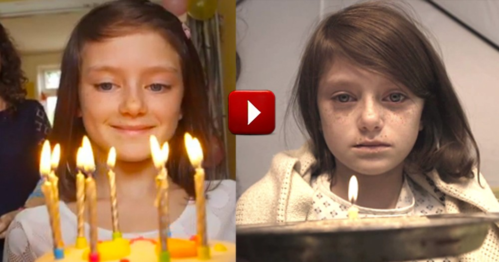 When You Learn What Caused This Shocking Transformation, You'll Cry.