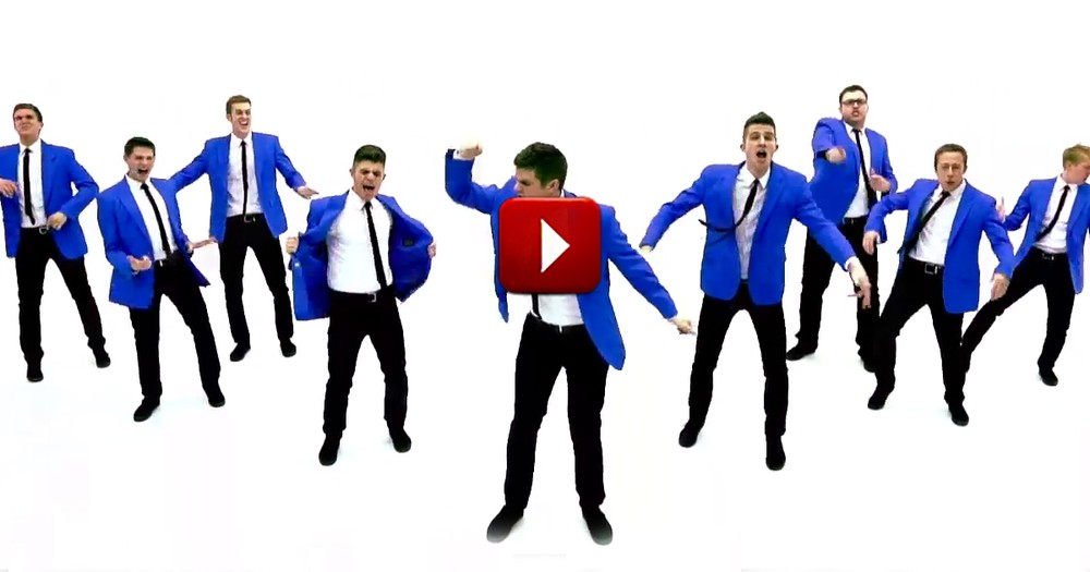 If You're Happy and You Know It, Watch This Awesome A Cappella Group