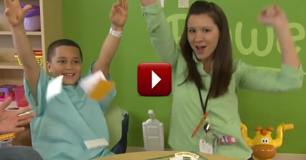 Awesome Way  Doctors Keep Patients Happy in This Hospital Will Bring You Joy, Too!