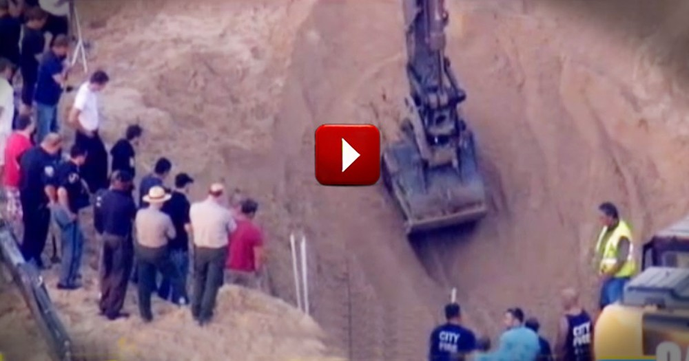 6 Year-Old Swallowed by a Sinkhole is Miraculously Saved by God
