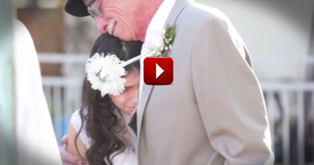 The Truth About This Touching Moment Will Have You In Tears. Lots and LOTS of Them!