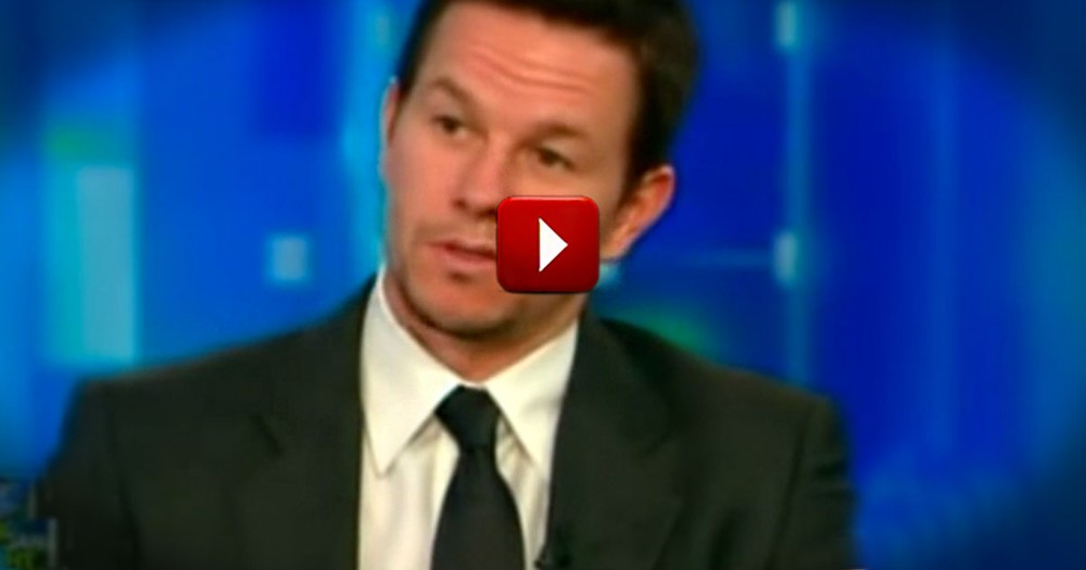 Here's One Hollywood Actor Who Just Gets It. When You Hear What He Prays For...Whoa!