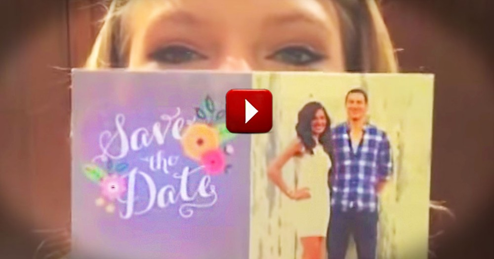 This Celebrity Surprise Was So Genuine!  I Think She Was As Excited As The Bride-To-Be!
