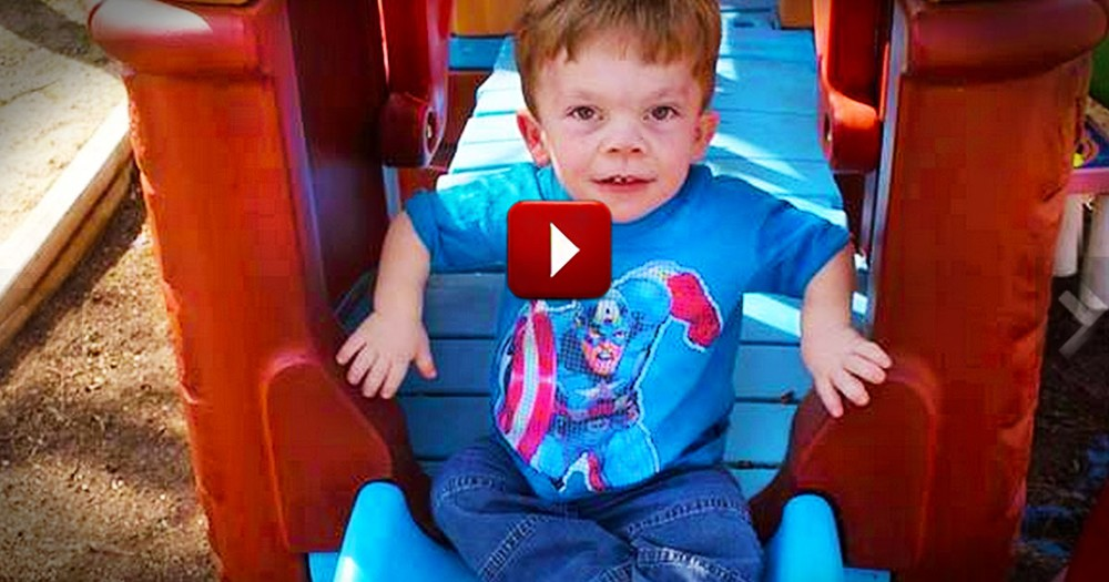 What This 4-Year-Old Has Makes Him One In a Million. But That's Not Why He's So Special.