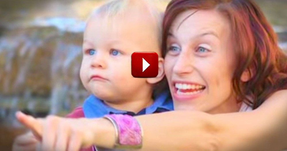 The Truth About Why This Mom Is Sharing Her Story Is Amazing. I Started Crying At 2:21!